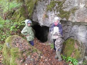 Wycieczka do Jaskini Walońskiej