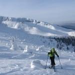 Wycieczka skiturowa w Karkonoszach