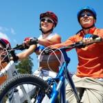 Rodzinna turystyka rowerowa