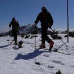 Skitouring w Karkonoszach