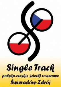 Oficjalne logo Single Track'ów - atrakcji Świeradowa-Zdroju